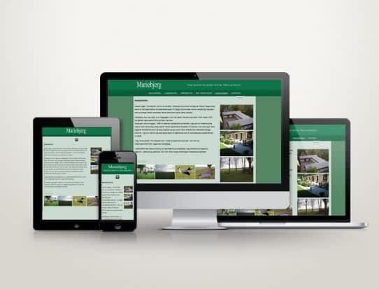 WordPress hjemmeside til Mariebjerg.dk